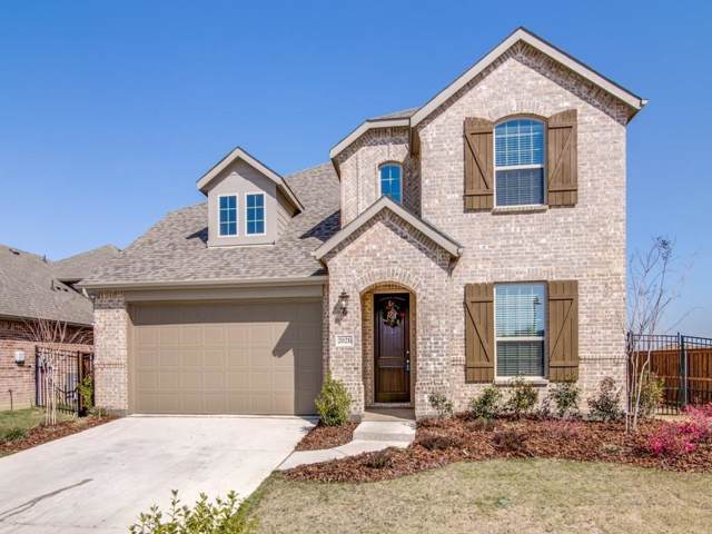 2021 Prestige Cove Court, St. Paul, TX 75098 (MLS #14224597) :: Vibrant Real Estate