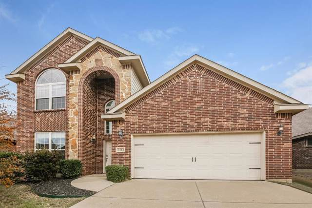 8413 Meadow Sweet Lane, Fort Worth, TX 76123 (MLS #14224609) :: RE/MAX Town & Country
