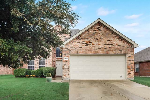 3707 Applewood Road, Melissa, TX 75454 (MLS #14224610) :: RE/MAX Town & Country