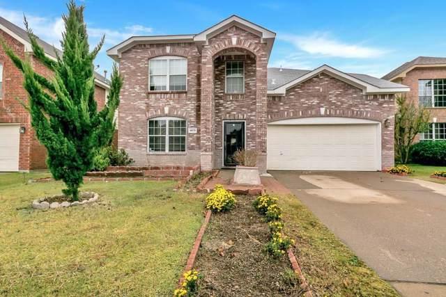 4813 Palm Ridge Drive, Fort Worth, TX 76133 (MLS #14224620) :: HergGroup Dallas-Fort Worth