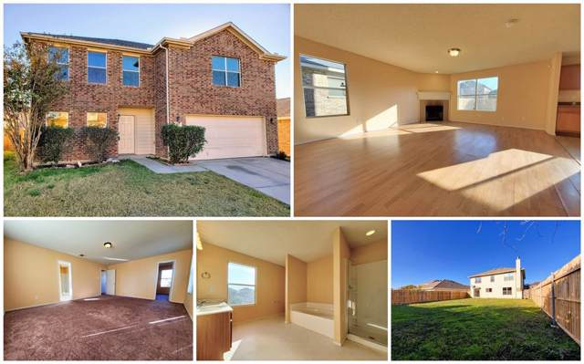 337 Blairwood Drive, Fort Worth, TX 76134 (MLS #14224622) :: RE/MAX Town & Country