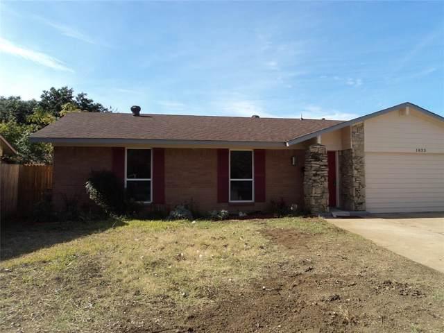 1833 Briarcrest Cove, Carrollton, TX 75006 (MLS #14224626) :: Vibrant Real Estate