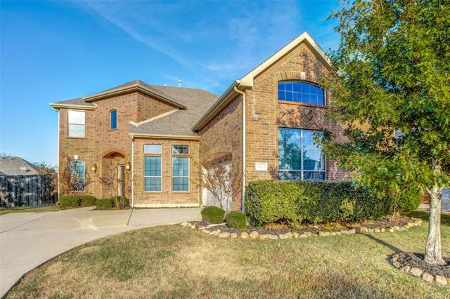 1017 Dancing Waters, Forney, TX 75126 (MLS #14224633) :: RE/MAX Town & Country