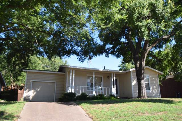 1309 S Lamar Street, Weatherford, TX 76086 (MLS #14224635) :: Hargrove Realty Group