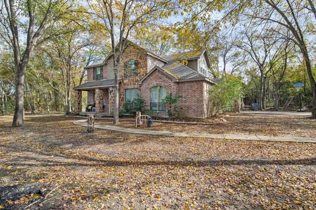 610 County Road 4540, Trenton, TX 75490 (MLS #14224638) :: The Heyl Group at Keller Williams