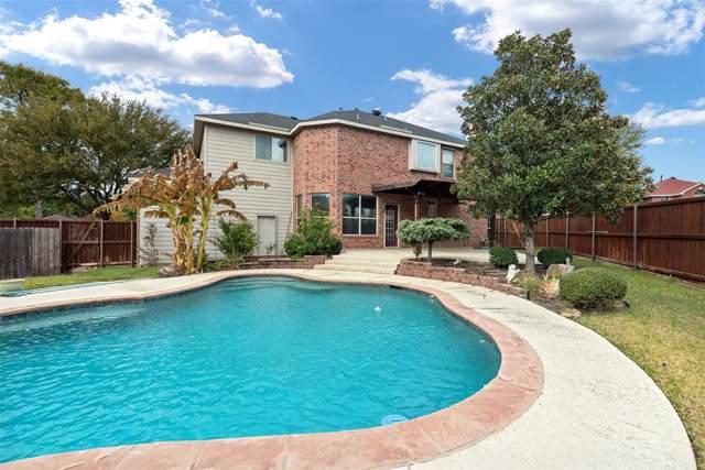 649 Gentry Lane, Flower Mound, TX 75028 (MLS #14224641) :: Van Poole Properties Group