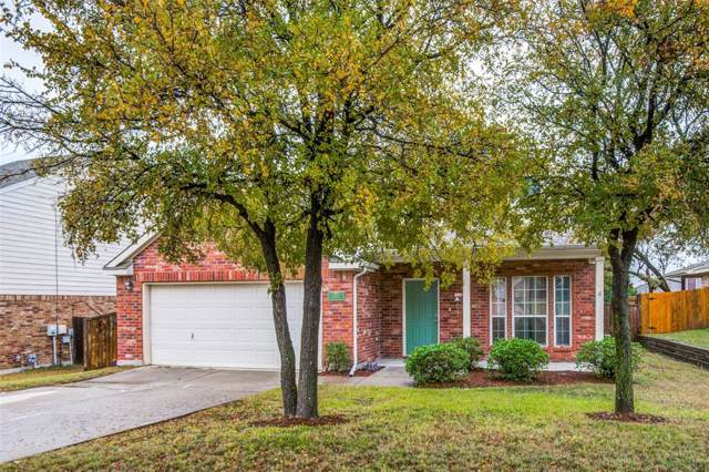 2409 Briar Forest Drive, Denton, TX 76210 (MLS #14224643) :: The Rhodes Team