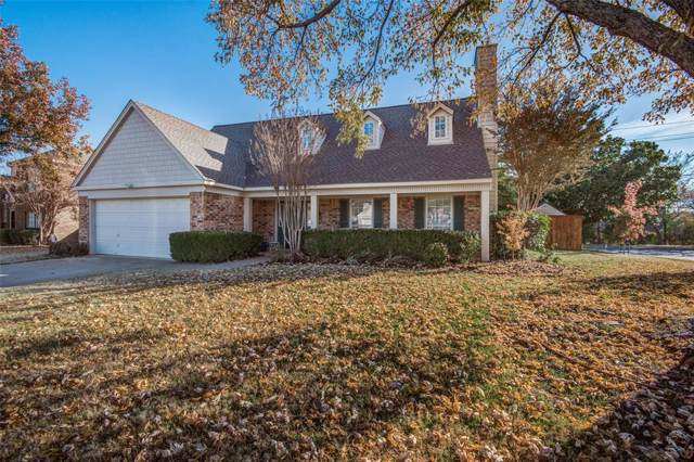 4713 Glenbrook Drive, Grapevine, TX 76051 (MLS #14224663) :: RE/MAX Town & Country