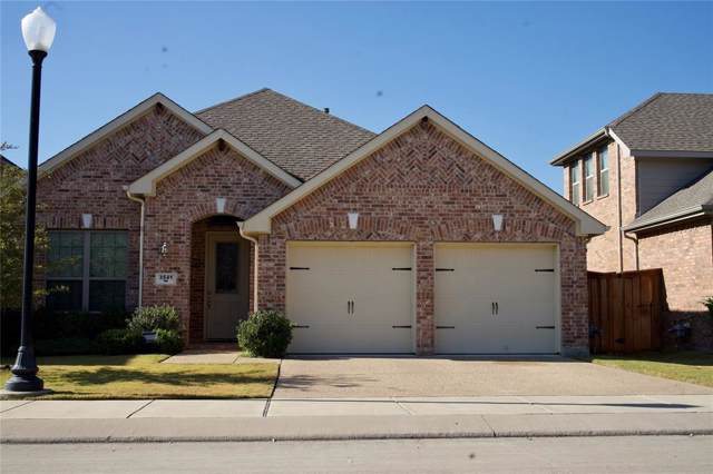 3541 Treetop Drive, Fort Worth, TX 76040 (MLS #14224664) :: The Good Home Team