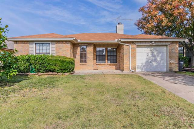 4661 Bracken Drive, Fort Worth, TX 76137 (MLS #14224665) :: RE/MAX Town & Country