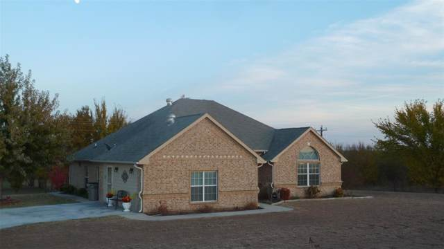 267 Heritage Creek Drive, Rhome, TX 76078 (MLS #14224678) :: RE/MAX Town & Country