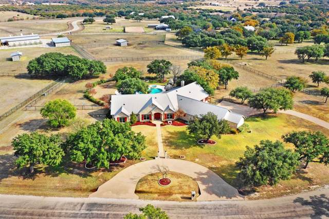 1501 Silverado Drive, Weatherford, TX 76087 (MLS #14224686) :: The Mitchell Group