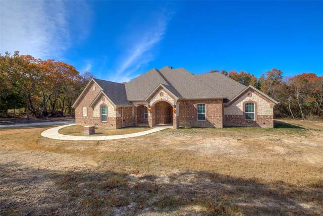 137 Mike Thornton Court, Weatherford, TX 76088 (MLS #14224692) :: Frankie Arthur Real Estate