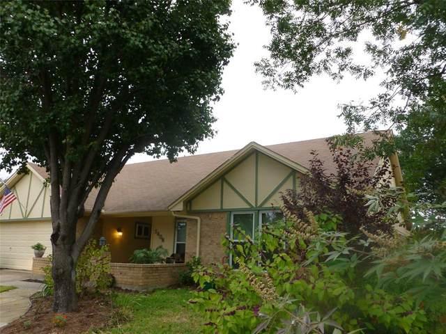 1408 Sunset Lane, Bedford, TX 76021 (MLS #14224702) :: The Kimberly Davis Group
