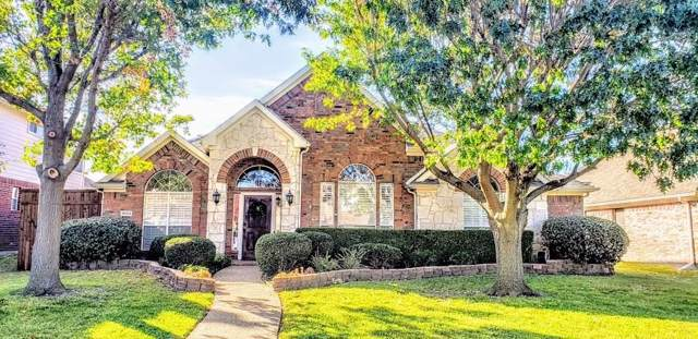 4560 Cape Charles Drive, Plano, TX 75024 (MLS #14224703) :: RE/MAX Town & Country