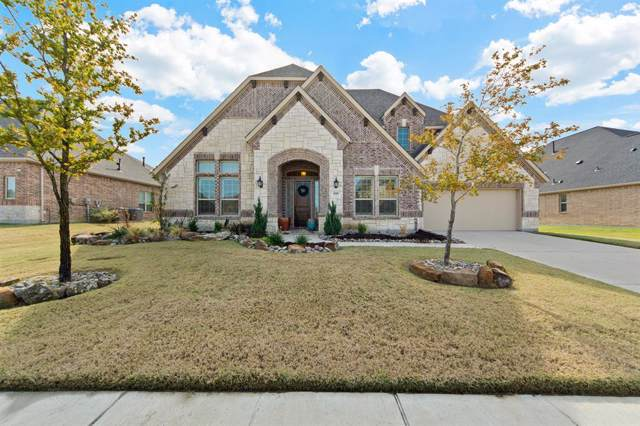 300 Kingsbury Lane, Prosper, TX 75078 (MLS #14224709) :: Real Estate By Design
