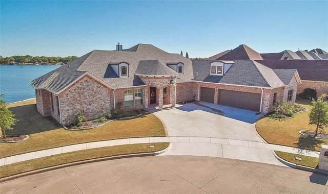 2716 Harborside Drive, Granbury, TX 76048 (MLS #14224728) :: The Kimberly Davis Group