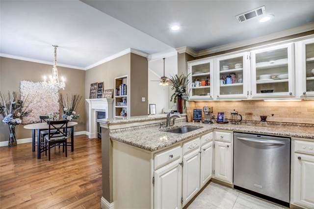 12660 Hillcrest #8205, Dallas, TX 75230 (MLS #14224754) :: The Hornburg Real Estate Group