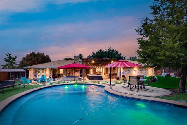 105 Ridgeview Drive, Murphy, TX 75094 (MLS #14224761) :: RE/MAX Town & Country