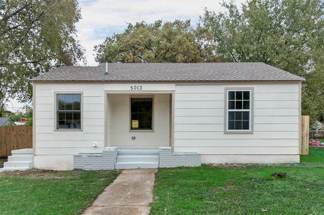 5013 Tulane Avenue, River Oaks, TX 76114 (MLS #14224767) :: RE/MAX Town & Country