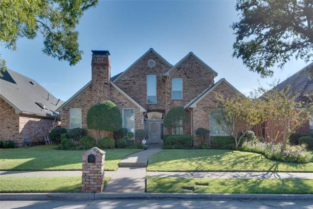 1504 Old Orchard Drive, Irving, TX 75061 (MLS #14224770) :: Vibrant Real Estate