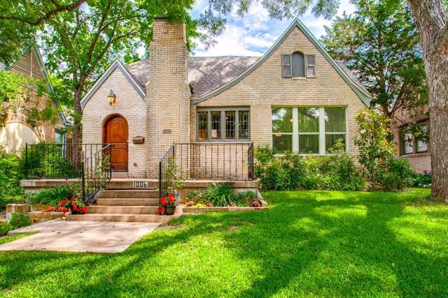 1006 Cordova Street, Dallas, TX 75223 (MLS #14224775) :: Tenesha Lusk Realty Group