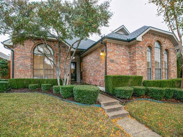 18932 Voss Road, Dallas, TX 75287 (MLS #14224776) :: Hargrove Realty Group