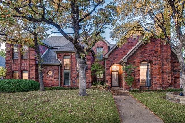 1509 Michael Drive, Bedford, TX 76022 (MLS #14224788) :: The Mitchell Group