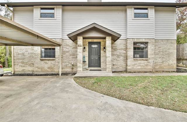 410 Olson Court, Granbury, TX 76048 (MLS #14224793) :: Trinity Premier Properties