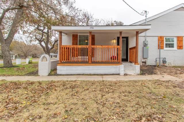 1160 N Ollie Street, Stephenville, TX 76401 (MLS #14224795) :: Real Estate By Design