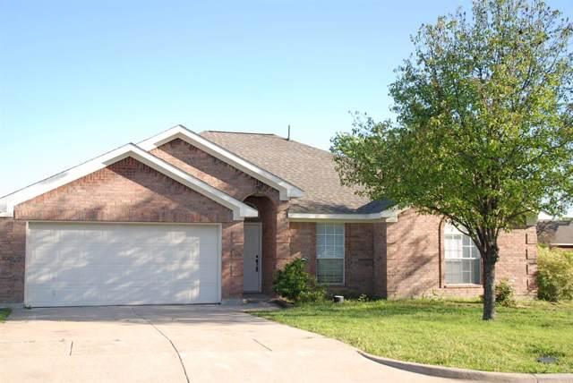 1911 Bertram Drive, Mansfield, TX 76063 (MLS #14224814) :: Lynn Wilson with Keller Williams DFW/Southlake