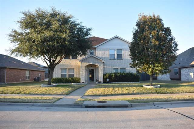 641 Trillium Lane, Desoto, TX 75115 (MLS #14224825) :: The Kimberly Davis Group
