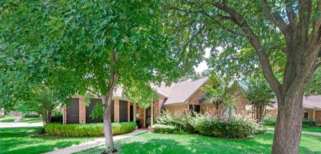 2421 E Windsor Drive, Denton, TX 76209 (MLS #14224834) :: The Mauelshagen Group