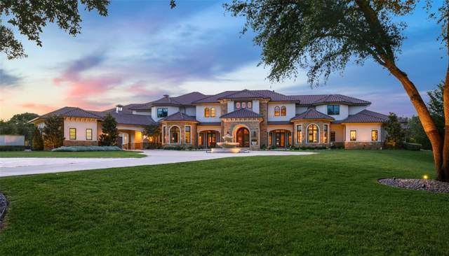 940 W Dove Road, Southlake, TX 76092 (MLS #14224844) :: The Mitchell Group