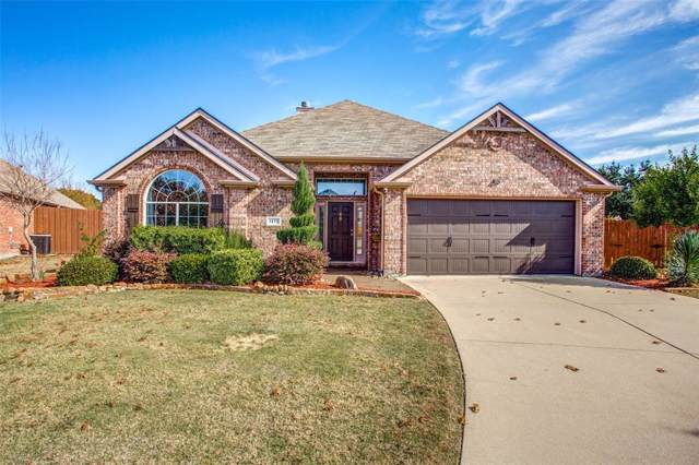 1432 Napa Drive, Rockwall, TX 75087 (MLS #14224850) :: RE/MAX Town & Country