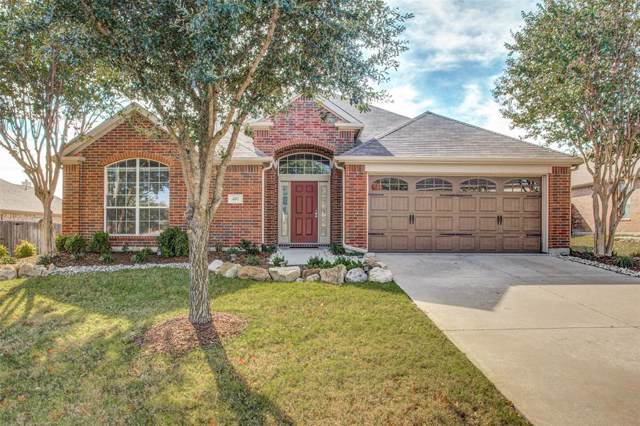 497 Sausalito Drive, Rockwall, TX 75087 (MLS #14224855) :: RE/MAX Town & Country