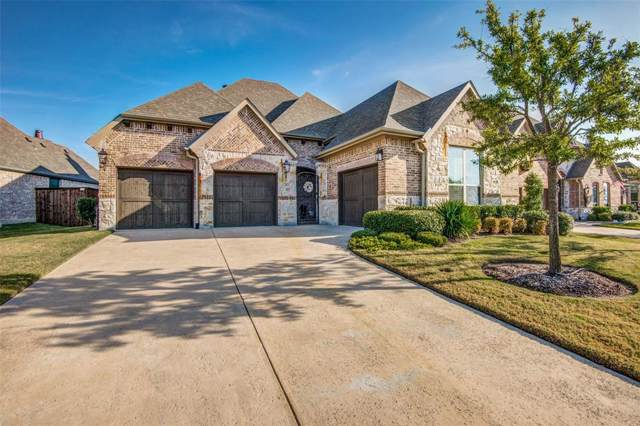 2912 Avondale Court, The Colony, TX 75056 (MLS #14224866) :: Frankie Arthur Real Estate