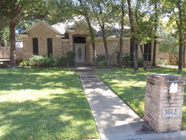 3612 Chateaux Lane, Hurst, TX 76054 (MLS #14224867) :: The Kimberly Davis Group