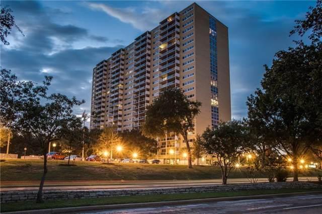 3883 Turtle Creek Boulevard #1901, Dallas, TX 75219 (MLS #14224871) :: Frankie Arthur Real Estate
