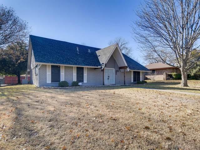 1724 Westridge Drive, Plano, TX 75075 (MLS #14224872) :: Trinity Premier Properties