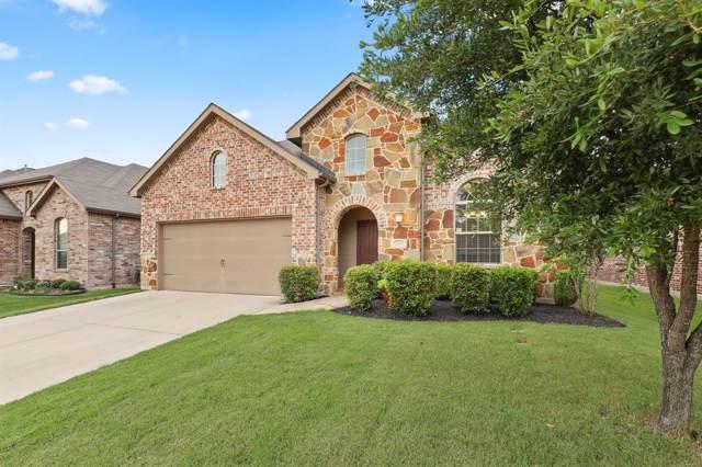 1509 Cedarbird Drive, Little Elm, TX 75068 (MLS #14224877) :: Team Hodnett