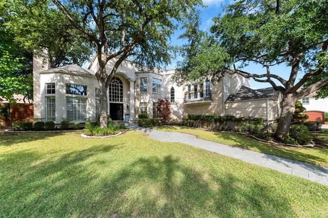 5315 Ambergate Lane, Dallas, TX 75287 (MLS #14224880) :: RE/MAX Town & Country