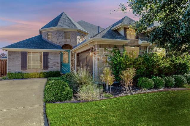 1717 Grand Meadows Drive, Keller, TX 76248 (MLS #14224882) :: The Kimberly Davis Group