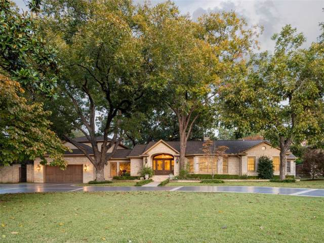 9438 Inwood, Dallas, TX 75220 (MLS #14224902) :: The Mitchell Group