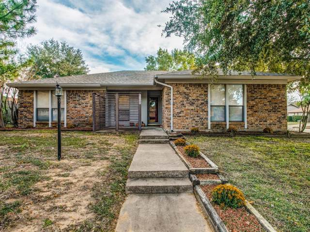 2800 Live Oak Lane, Bedford, TX 76021 (MLS #14224911) :: RE/MAX Town & Country