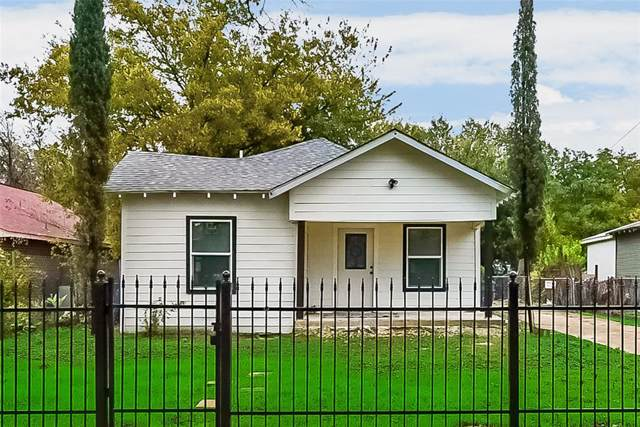 2834 Seevers Avenue, Dallas, TX 75216 (MLS #14224916) :: The Hornburg Real Estate Group