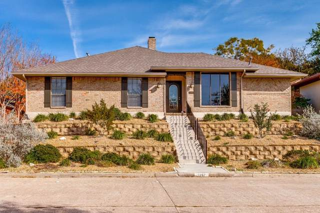 5807 Yacht Club Drive, Rockwall, TX 75032 (MLS #14224917) :: HergGroup Dallas-Fort Worth