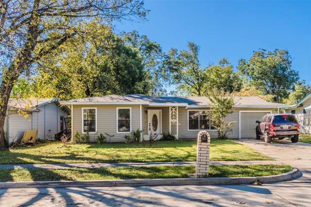 1820 Ida Street, Arlington, TX 76010 (MLS #14224921) :: North Texas Team | RE/MAX Lifestyle Property