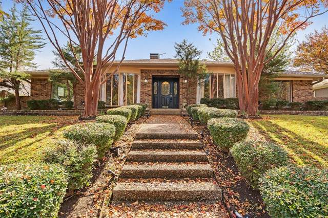 9502 Windy Knoll Drive, Dallas, TX 75243 (MLS #14224945) :: The Mitchell Group