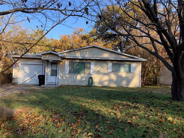 1200 N Park Drive, Denison, TX 75020 (MLS #14224947) :: The Good Home Team